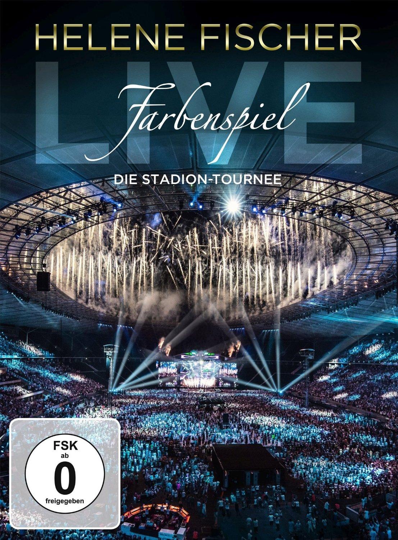 Helene Fischer - Farbenspiel - Die Stadion-Tournee Live [2 DVDs + CD]