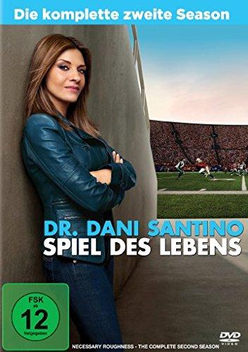 Dr. Dani Santino - Spiel des Lebens, Die komplette zweite Staffel [4 DVDs]