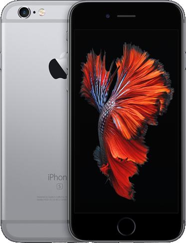 Apple iPhone 6s 64GB space grau
