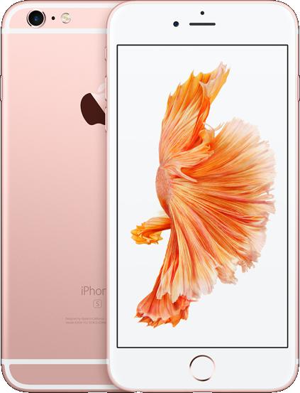 Apple iPhone 6s Plus 128GB roségold