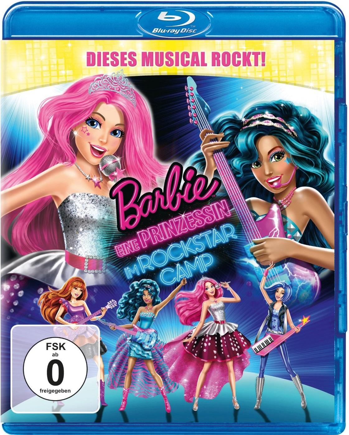 Barbie - Eine Prinzessin im Rockstar Camp
