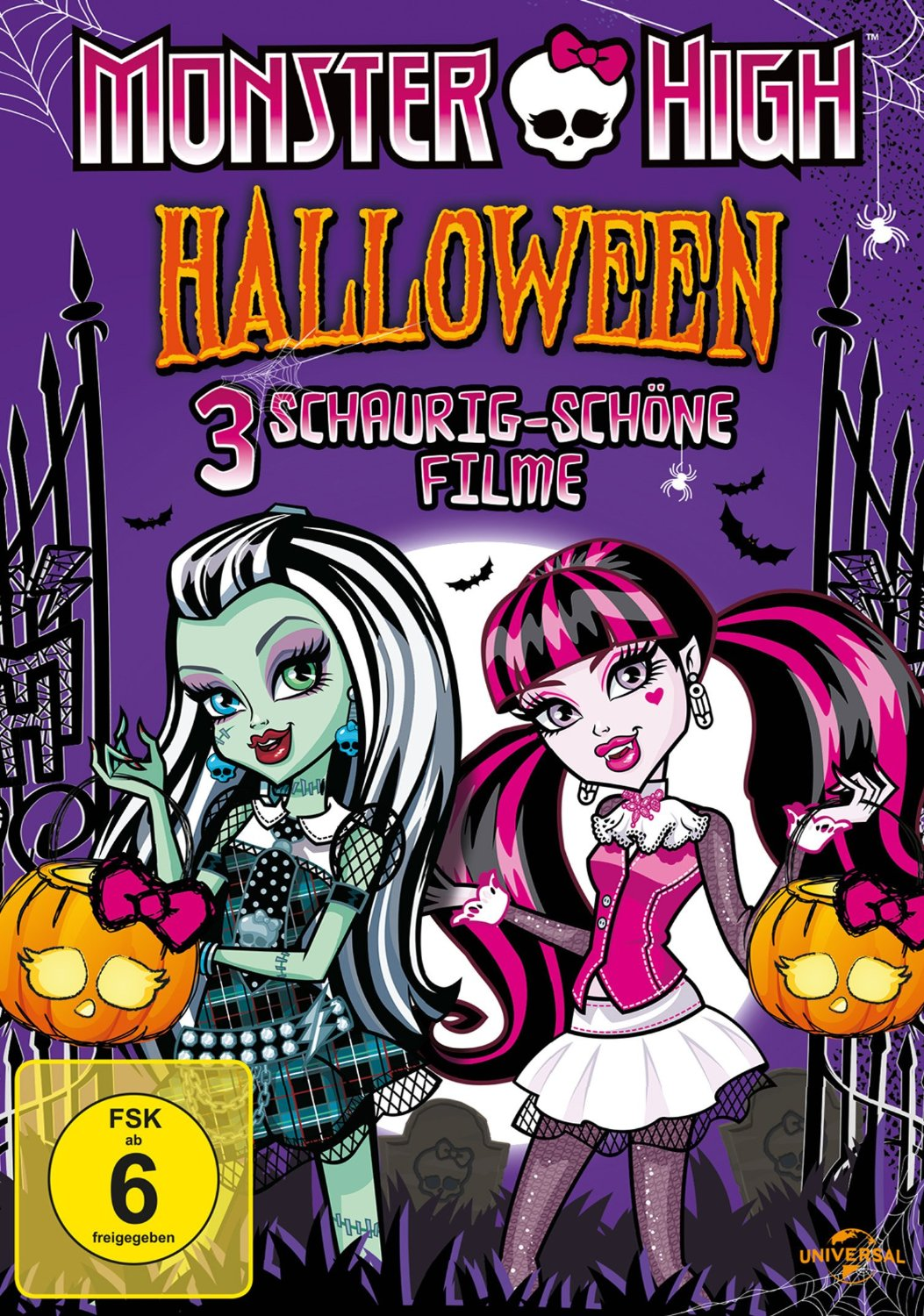 Monster High: Halloween Box [3 DVDs]