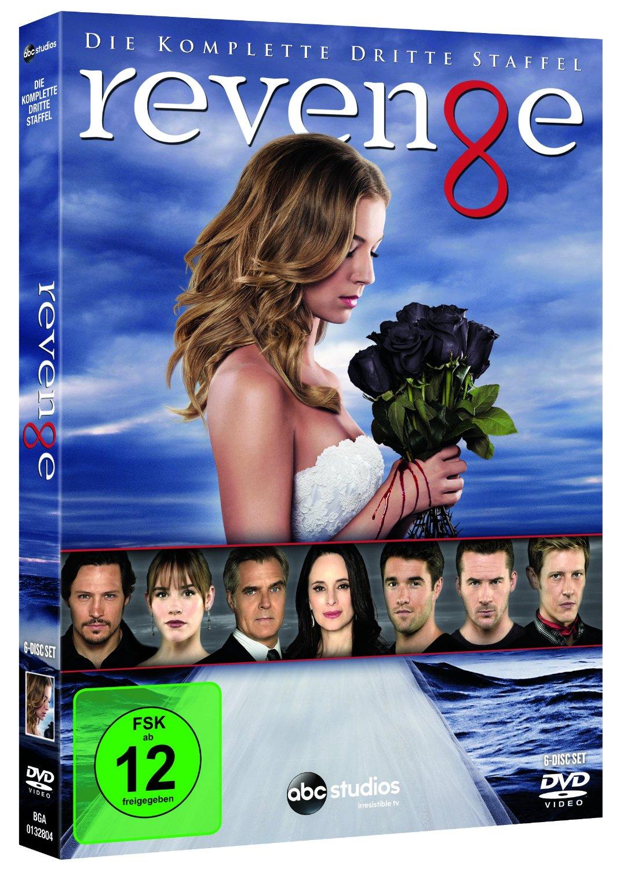 Revenge - Staffel 3 [6 DVDs]