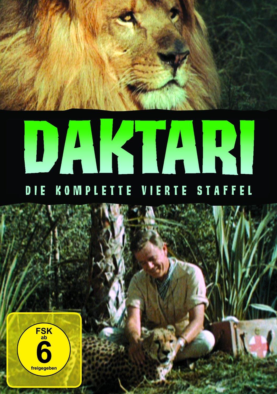 Daktari - Staffel 4 [4 DVDs]