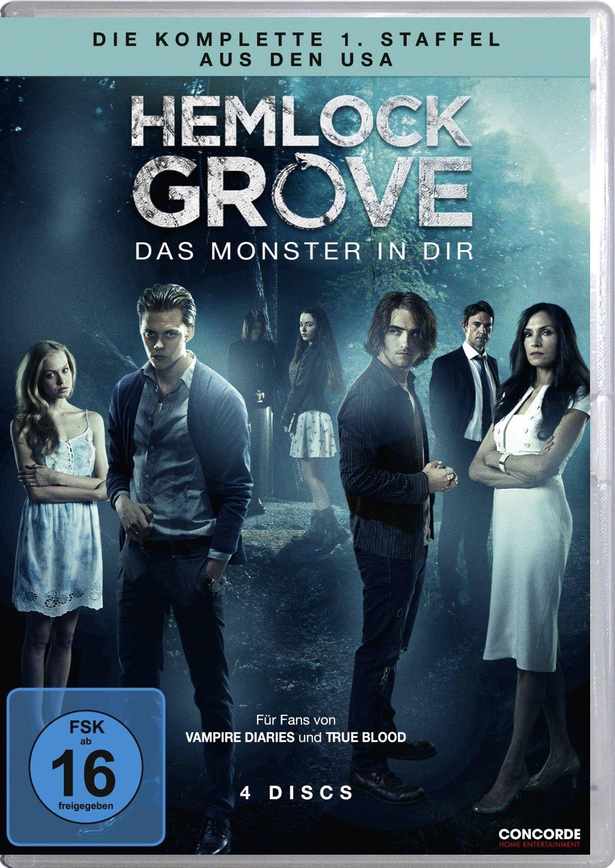 Hemlock Grove - Das Monster in Dir [4 DVDs]