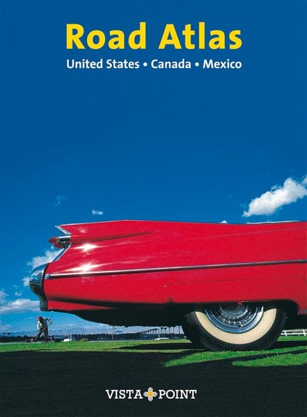 Road Atlas & Routenplaner: United States · Cana...