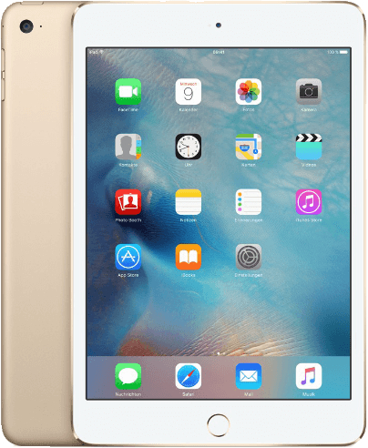 Apple iPad mini 4 7,9 128GB [Wi-Fi + Cellular] gold