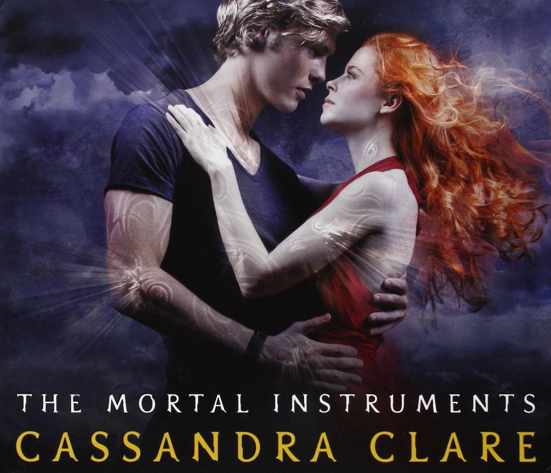 The Mortal Instruments: Book 1-6 - Cassandra Clare [6 Bände, Paperback, inkl. Slipcase]