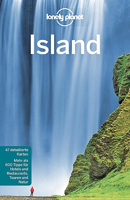 Lonely Planet Reiseführer Island - Brandon Presser