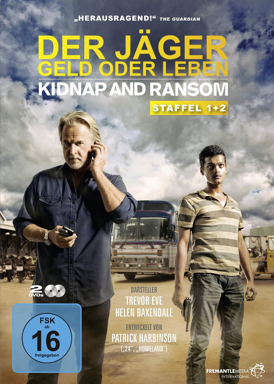 Der Jäger - Geld oder Leben, Staffel 1+2 [2 DVDs]