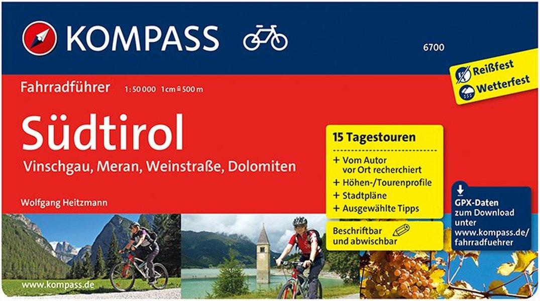 Südtirol - Vinschgau, Meran, Weinstraße, Dolomi...