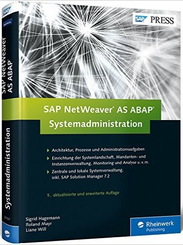 SAP NetWeaver AS ABAP - Systemadministration - ...