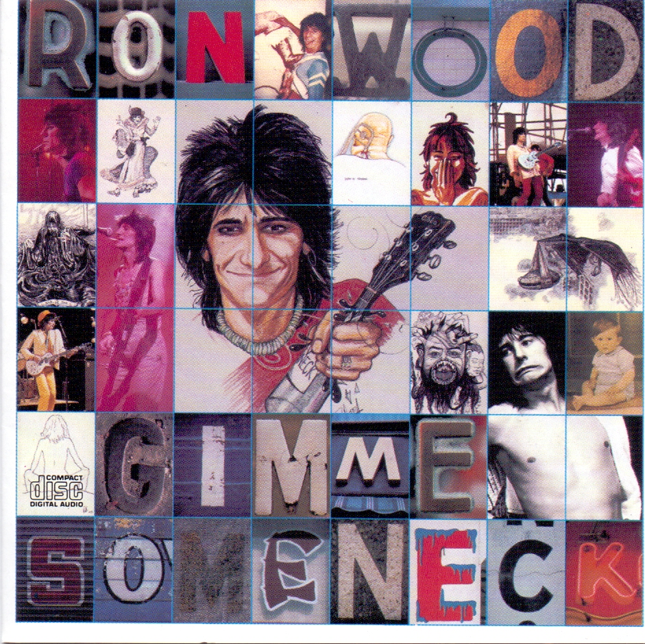 Ronnie Wood - Gimme Some Neck [Import]