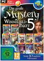 Das große Mystery Wimmelbild-Paket 5 [2 Discs]
