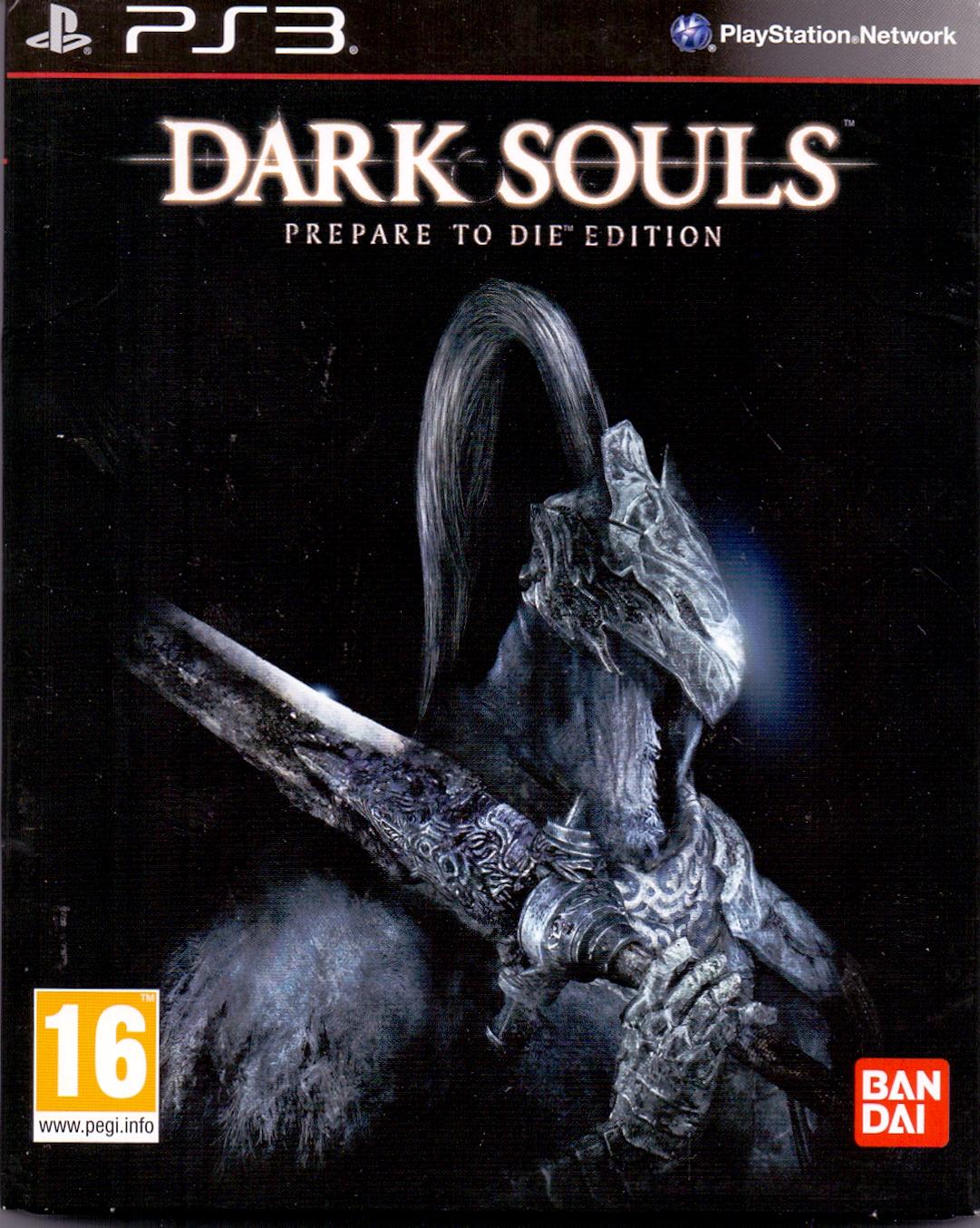 Dark Souls [Prepare to Die Edition, Limited Edition Steelbook, inkl. Soundtrack, Internationale Version]