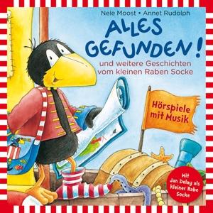Rabe Socke (Gespr. Von Jan Delay) - Alles Gefunden!...und Weitere Geschichten