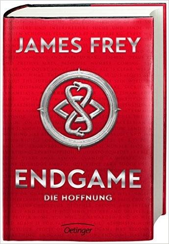 Endgame: Band 2 - Die Hoffnung - James Frey
