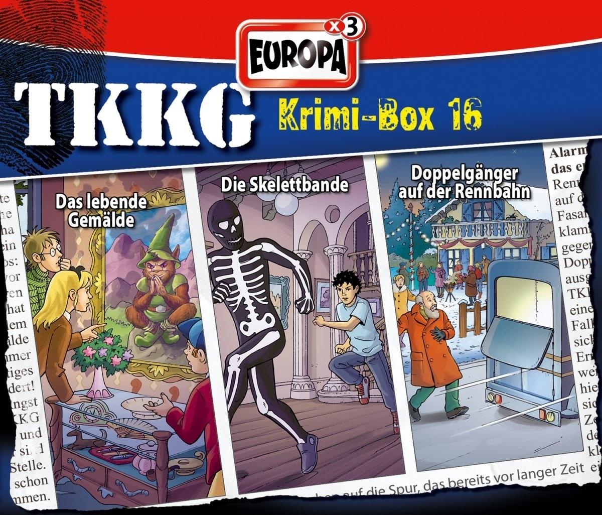 TKKG: Folge 171 / 173 / 174 [3er Box]