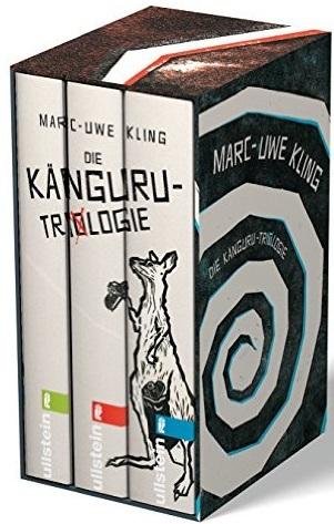 Die Känguru-Trilogie - Marc-Uwe Kling
