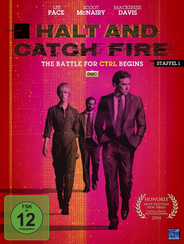 Halt and Catch Fire - Staffel 1 [4 DVDs]