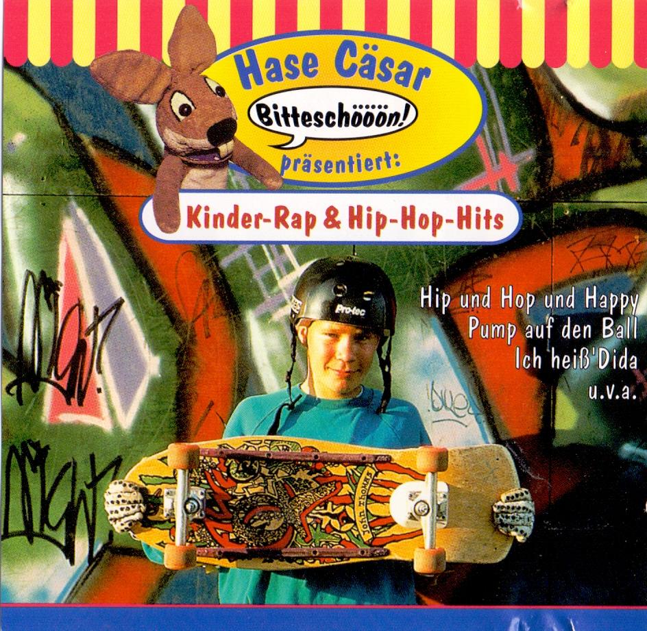 Hase Cäsar - Bitteschööön!: Kinder-Rap & Hip-Hop-Hits