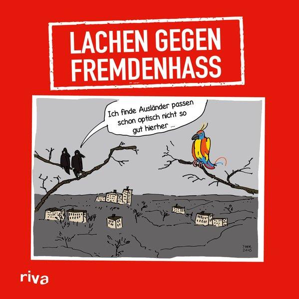 Lachen gegen Fremdenhass - Riva Verlag