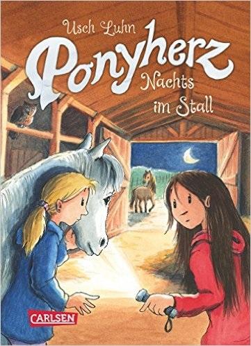 Ponyherz: Band 6 - Nachts im Stall - Usch Luhn