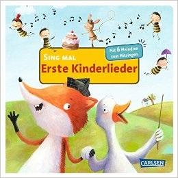 Sing mal - Erste Kinderlieder - Marina Rachner