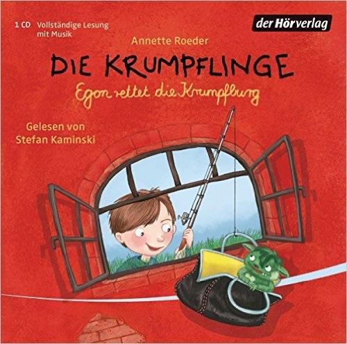 Die Krumpflinge: Folge 5 - Egon rettet die Krumpfburg - Annette Roeder