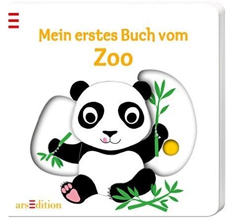 Mein erstes Buch vom Zoo - Nathalie Choux