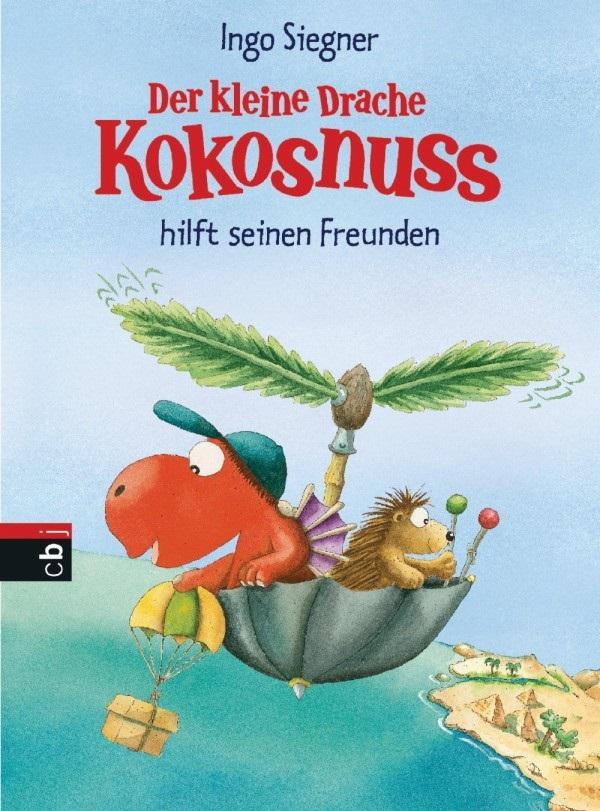 Der kleine Drache Kokosnuss hilft seinen Freunden: Sammelband mit 2 Bänden - Ingo Siegner