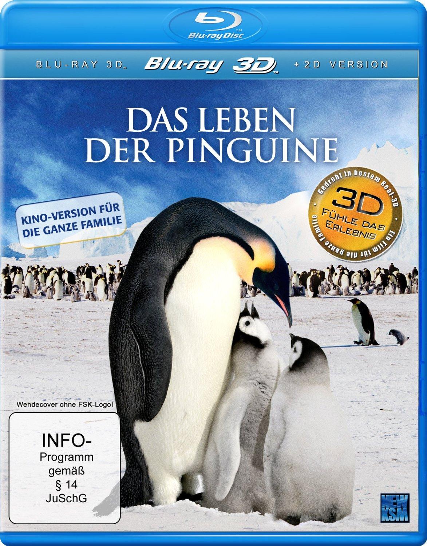 Das Leben der Pinguine 3D [inkl. 2D Version]