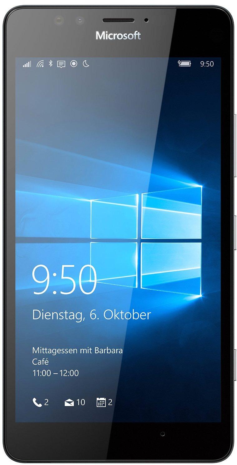 Microsoft Lumia 950 32GB schwarz