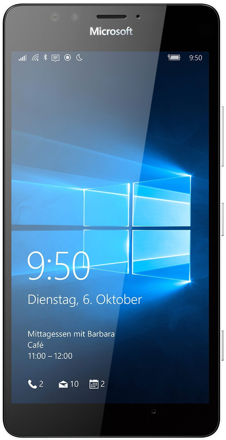 Microsoft Lumia 950 32GB weiß