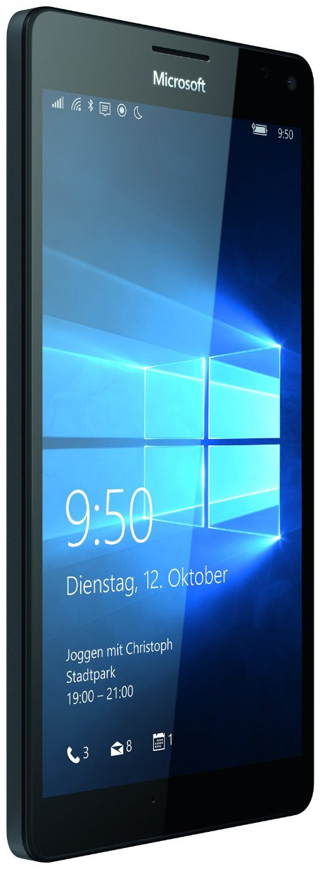 Microsoft Lumia 950 XL 32GB schwarz