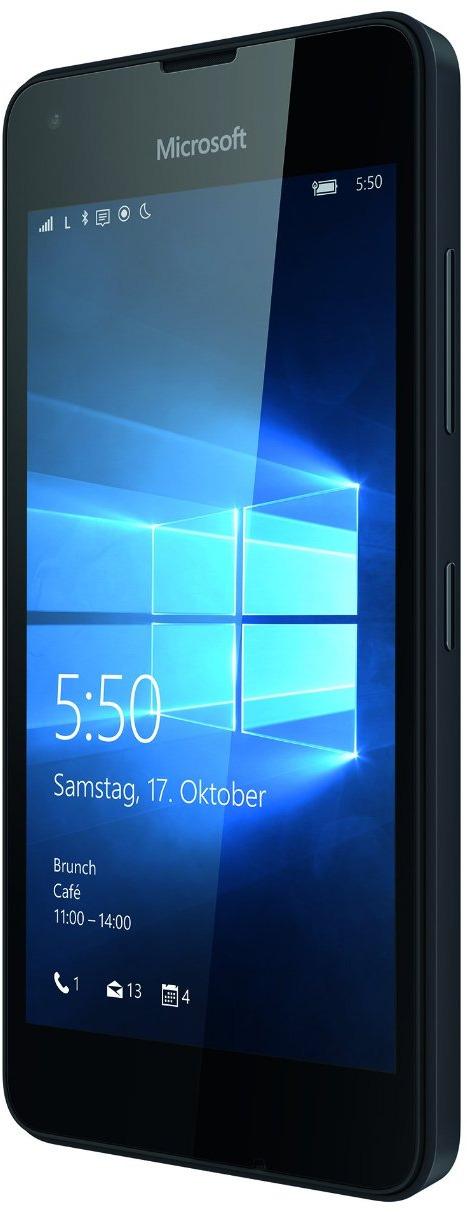 Microsoft Lumia 550 8GB schwarz