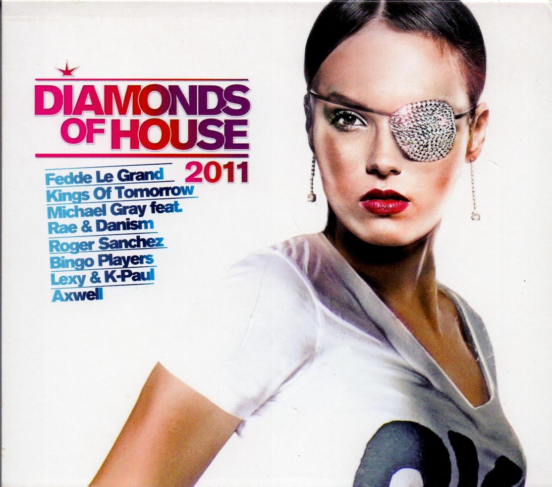 Various - Diamonds of House 2011 [2 CDs]