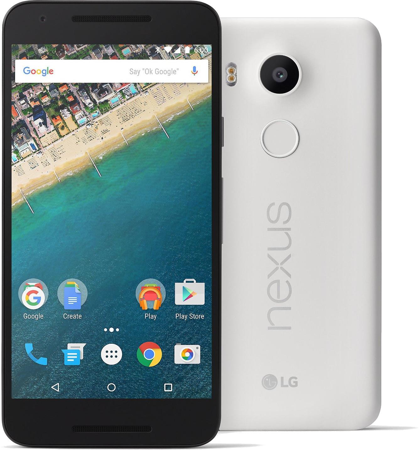 LG Google Nexus 5X 32GB quarz
