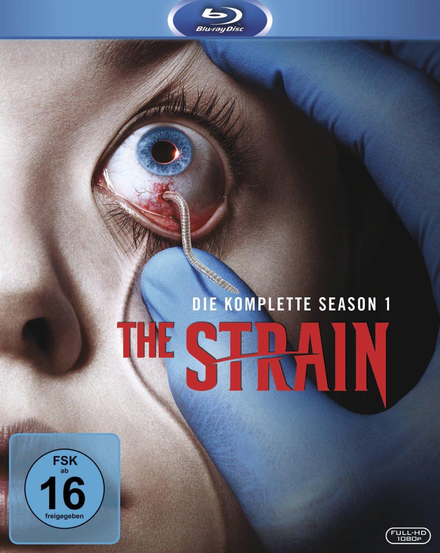 The Strain - Die komplette Season 1 [3 Discs]
