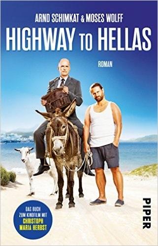 Highway to Hellas - Arnd Schimkat