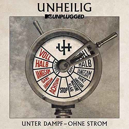 MTV Unplugged: Unheilig - Unter Dampf - Ohne Strom [2 CDs]