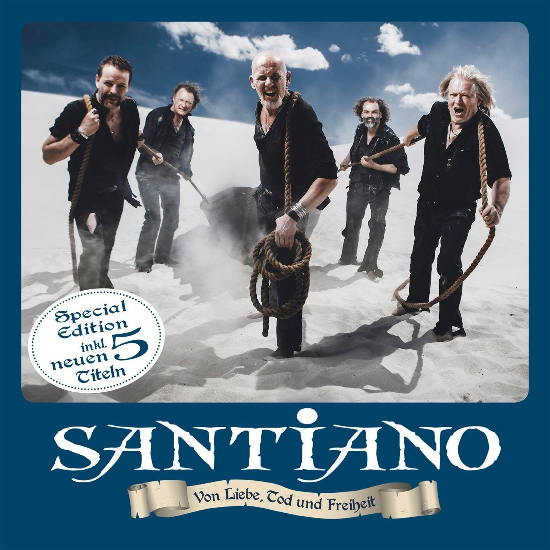 Santiano - Von Liebe,Tod und Freiheit [Special Edition]