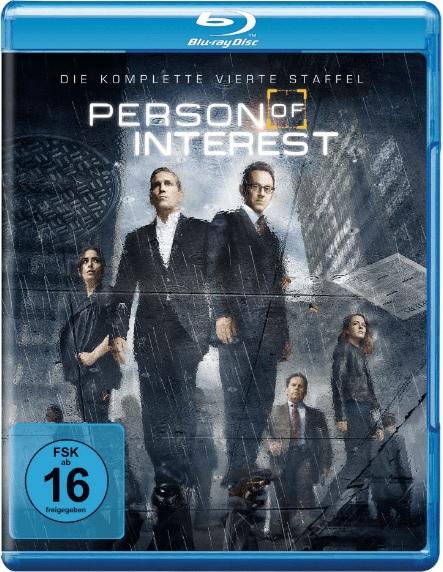 Person of Interest: Die komplette vierte Staffel
