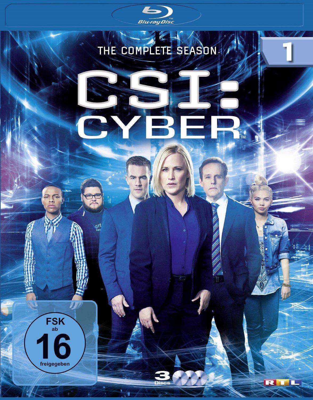 CSI: Cyber - Season 1 [3 Discs]