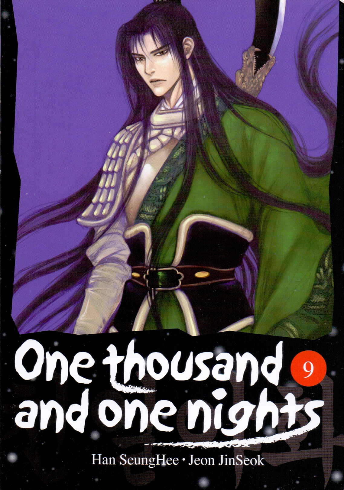 One thousand and one nights Vol. 9 - Han SeungHee [Paperback]