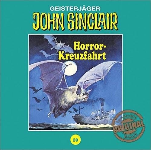 Geisterjäger John Sinclair: Folge 10 - Horror-K...