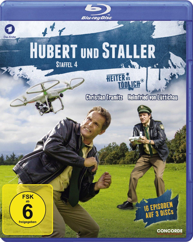 Hubert und Staller - Staffel 4 [4 Discs]