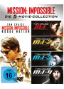 Mission Impossible 1-5 [5 Discs]