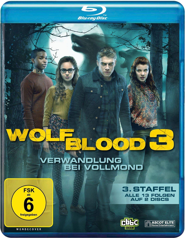 Wolfblood - Verwandlung bei Vollmond - Staffel 3 [2 Discs]