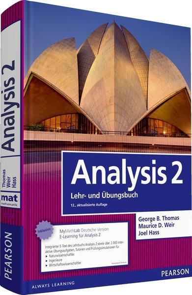 Analysis 2: Mathematik für Natur- und Wirtschaf...